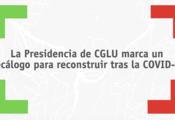 La Presidencia de CGLU marca un decálogo para reconstruir tras la COVID-19