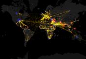 Global Migration Map