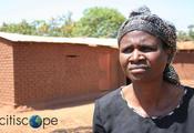 Lucia Tengani - Organic waste in Mtandire