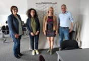 UCLG visits the Diversity and Integration department of the City of Cologne
