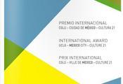 Prix international CGLU – Ville de MEXICO – Culture 21