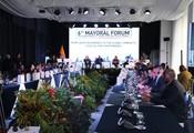 Los gobiernos locales forjan espacios de diálogo con gobiernos nacionales en el Foro Global sobre Migración y Desarrollo