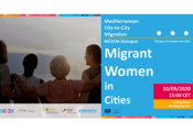 Towards better cities for migrant women - MC2CM and UCLG-CSIPDHR host multistakeholder session on migrant women in cities