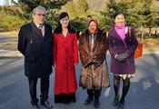 Mission d'information de CGLU en République populaire démocratique de Corée (RPDC)