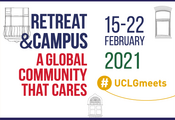 UCLG will open its windows for the 2021 Retreat