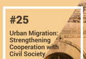 Lanzamiento de la Nota de Aprendizaje 25: Migración urbana en el Mediterráneo - Gobiernos locales y sociedad civil