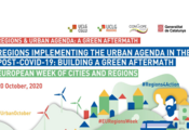 Regions building advanced territories: implementing global agendas towards a green future