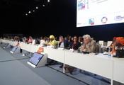 Table ronde des maires et des ministres : À la recherche de solutions multilatérales pour l'avenir de notre planète au 10ème Forum urbain mondial.