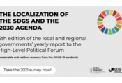 Last days to complete the survey on the localization of SDGs!