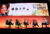 Building inclusive cities through multi-level governance at the Smart City World Congress