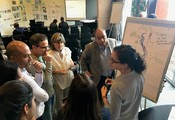 Facing climate change with resilience: Exchange between Latin-American and German cities