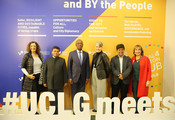 The UCLG-Ubuntu Advisory Board kicked off in the framework of the UCLG Retreat
