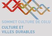 Sommet Culture de CGLU à Bilbao
