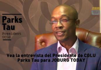 Entrevista Parks Tau