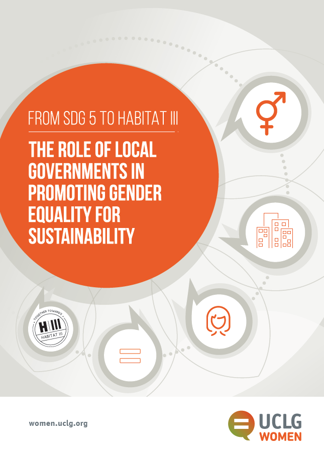 teh role of local governments in promoting gender equality
