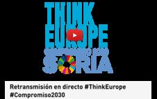 Retransmisión en directo Think Europe, Compromiso 2030