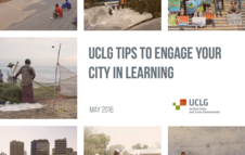UCLG tips to engage in city learning