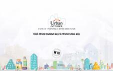 UCLG celebrates World Habitat Day and the Urban month, on the eve of Habitat III
