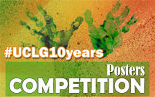 Posters competition #UCLG10years
